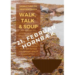 WALK, TALK & SOUP, søndag...